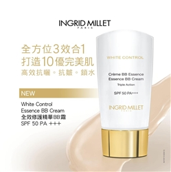 White Control Essence BB Cream SPF 50 PA+++ Light